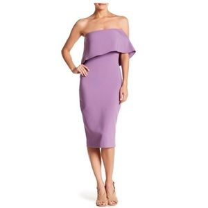 LIKELY Driggs Lilac Dress